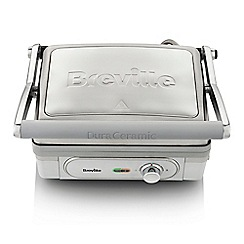 Breville - Ultimate grill with DuraCeramic™' plates VHG026