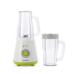 Kenwood - White 'Blend Xtract' blender SB055WG