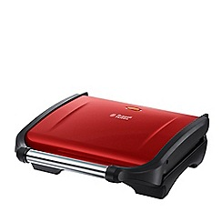 Russell Hobbs - Red 'Colours' 5 portion health grill 19921