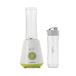 Kenwood - White 'Sport2go' Personal Blender SMP060SI