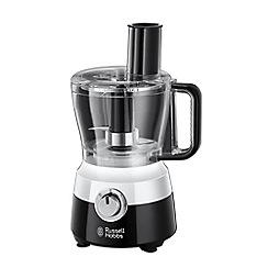 Russell Hobbs - White and Black 'Horizon' Food Processor 24731