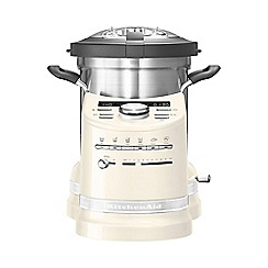 KitchenAid - Almond cream 'Artisan' food processor 5KCF0104