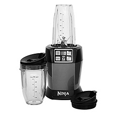 Nutri Ninja - Space Grey 'Auto-iQ Personal' blenders BL480