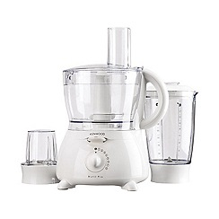 Kenwood - White multi-pro food processor FP691A
