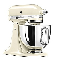 KitchenAid - Artisan' Almond Cream stand mixer 5KSM125BAC