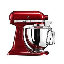 KitchenAid - Artisan' Candy Apple stand mixer 5KSM175PSCA
