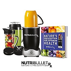 Nutribullet - Black Rx juicer blender
