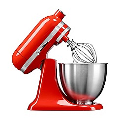 KitchenAid - Artisan' Hot Sauce mini stand mixer KSM3311XBHT