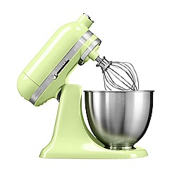 KitchenAid - Artisan' Honeydew mini stand mixer KSM3311XBHW