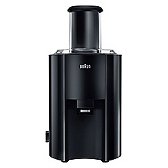 Braun - Spin black juicer blender J300