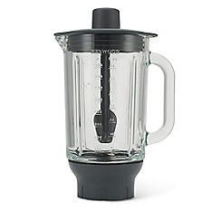 Kenwood - Glass blender attachment KAH358GL