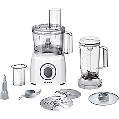 Bosch - White and grey food processor MCM3200WGB