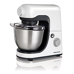Morphy Richards - White stand food mixer 400023