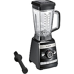Bosch - Black 'VitaBoost' high-performance blender - MMBH6P6BGB