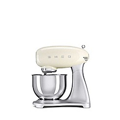 Smeg - Cream stand mixer SMF01CRUK