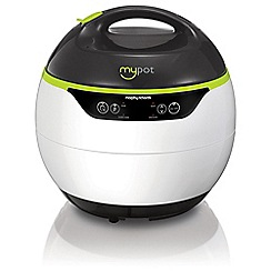 Morphy Richards - 'MyPot' digital pressure cooker 560005