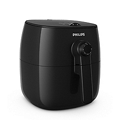 Philips - Black 'Viva' airfryer HD9621/91