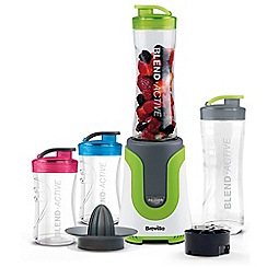 Breville - 'Blend Active Colour Mix Family' blender set VBL214