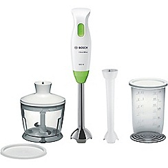 Bosch - White and green hand blender MSM2623GGB