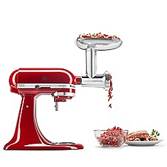KitchenAid - Red food grinder 5KSMMGA