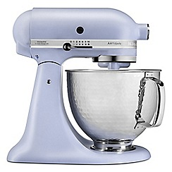 KitchenAid - Purple 'Artisan' food mixer 5KSMS156HBBML