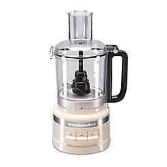 KitchenAid - Cream Food Processor 5KFP0919BAC