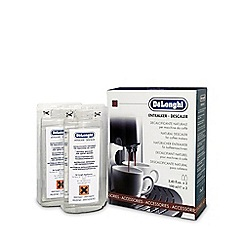 DeLonghi - Coffee machine natural descaler