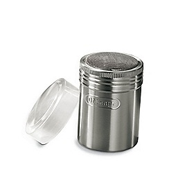DeLonghi - Stainless steel cocoa shaker