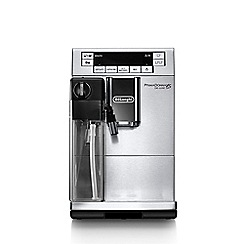 DeLonghi - Stainless steel 'PrimaDonna XS' bean to cup coffee machine ETAM 36.365