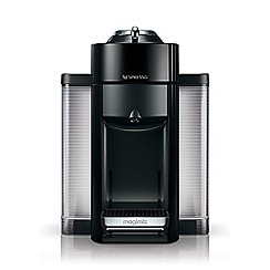 Nespresso - Black 'Nespresso Vertuo' Coffee Machine by Magimix 11390