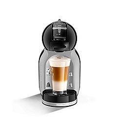 Nescafé Dolce Gusto - Black 'Mini Me' Automatic Coffee Machine By Delonghi EDG155