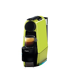 Nespresso - Green 'Essenza Mini' coffee machine by Magimix 11367