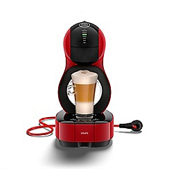 Nescafé Dolce Gusto - Lumio automatic red machine by Krups®