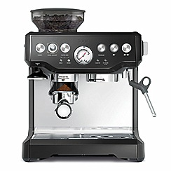 Sage by Heston Blumenthal - The barista express black coffee machine BES870bSUK