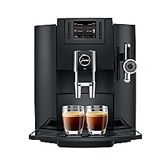 Jura - E8 piano black bean to cup coffee machine 15094