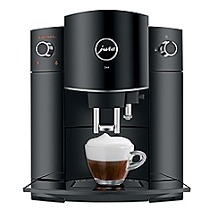 Jura - Piano black D60 bean to cup coffee machine 15193