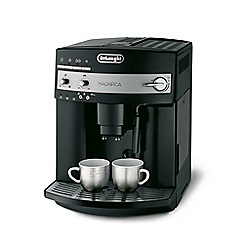 DeLonghi - Black 'Magnifica' bean to cup coffee machine ESAM 3000.B