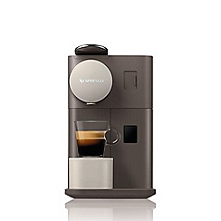 DeLonghi - Nespresso Lattissima One Beige coffee machine by DeLonghi EN550.BW