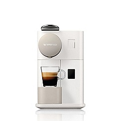 DeLonghi - Nespresso Lattissima One Whiteácoffee machine by DeLonghi EN500.W