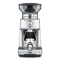 Sage - Stainless steel 'Dose Control ' coffee grinder BCG600SIL
