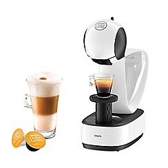 Nescafé Dolce Gusto - White 'Infinissima®' coffee machine KP170140