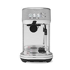 Sage - Silver 'Bambino Plus' Coffee Machine - SES500BSS