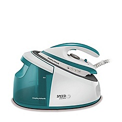 Morphy Richards - Blue 'Speed' steam generator iron 333203