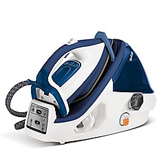Tefal - Blue and White 'Pro Express Plus' High Pressure Steam Generator Iron GV8932