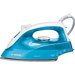 Bosch - White steam iron 2200w TDA2633GB
