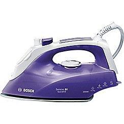 Bosch - Purple 'Sensixx' steam iron TDA2651GB