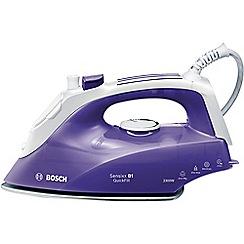 Bosch - Purple 'Sensixx' steam iron TDA2651GB