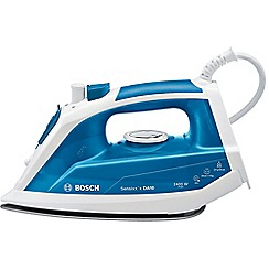 Bosch - Blue 'Sensixx' steam iron TDA1070GB