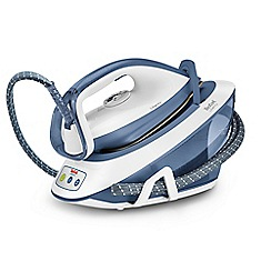 Tefal - Blue 'Liberty' steam generator iron SV7020