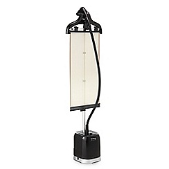 Tefal - Black 'Pro Style' upright clothes garment steamer IT3440G0